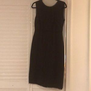 Jenni Kayne Dresses - Jenni Kayne Black Sleeveless Midi Dress